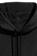 Hooded top - Black - Men | H&M 3