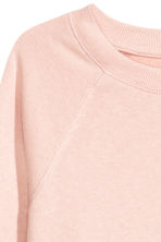 Sweatshirt - Powder pink - Ladies | H&M 3
