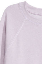 Sweatshirt - Lavender - Ladies | H&M 3