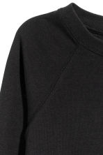 Sweatshirt - Black - Ladies | H&M CN 3