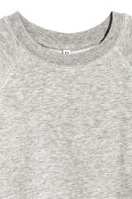Sweatshirt - Grey marl - Ladies | H&M GB 3
