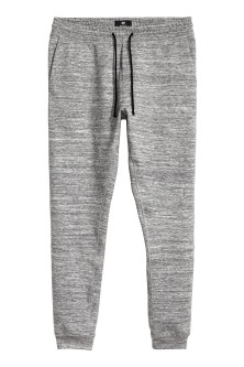 Gemêleerde sweatpants