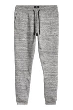 Marled sweatpants - Grey -  | H&M CN 2