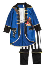 Pirate costume - Blue/Pirate - Kids | H&M 2