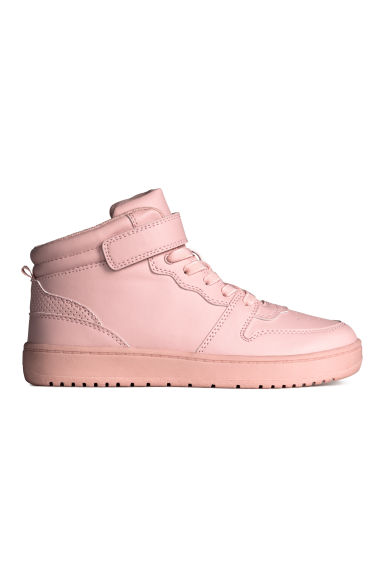 Hi-top trainers - Light pink - Kids | H&M 1