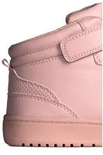 Hi-top trainers - Light pink - Kids | H&M 4