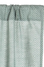 2-pack curtain lengths - Dusky green - Home All | H&M CN 2