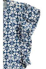Patterned jumpsuit - Blue - Kids | H&M CN 3