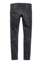 Super Skinny Trashed Jeans - Gris foncé washed out - HOMME | H&M FR 3
