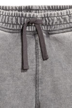 Washed joggers - Grey washed out -  | H&M CN 3