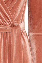 Wrapover dress - Rose - Ladies | H&M 3