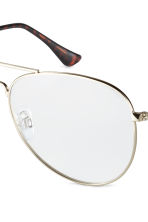 Glasses - Gold - Ladies | H&M 3