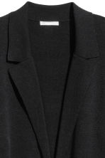 Cardigan - Black -  | H&M 3