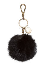 Keyring - Black - Ladies | H&M 1