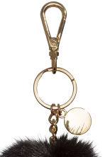 Keyring - Black - Ladies | H&M 2