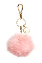 Keyring - Powder pink - Ladies | H&M 1