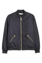 Bomber jacket - Dark blue - Ladies | H&M 2