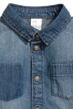 Denim shirt - Denim blue - Kids | H&M IE 2
