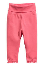 2-pack jersey trousers - Pink - Kids | H&M 2