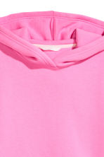 Hooded top - Pink - Ladies | H&M 3