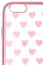 iPhone 6/6s case - Pink/Heart - Ladies | H&M CN 2