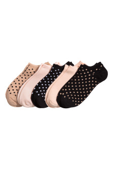 5-pack trainer socks