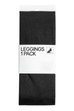 60 denier leggings - Black - Ladies | H&M 2