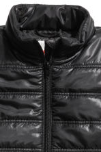 Padded gilet - Black - Kids | H&M CN 3
