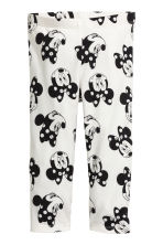 平紋睡衣套裝 - White/Minnie Mouse - Kids | H&M 2