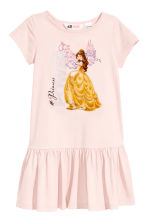 2-pack jersey dresses - Pink/Disney Princesses - Kids | H&M 2