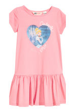 2-pack jersey dresses - Pink/Disney Princesses - Kids | H&M 3