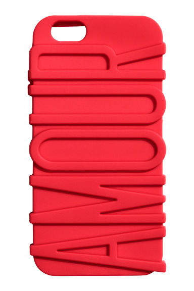 iPhone 6/6s case - Red - Ladies | H&M CN