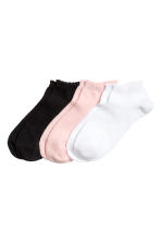 3-pack trainer socks - White -  | H&M 1