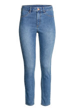 Skinny High Ankle Jeans - Denimblauw - DAMES | H&M NL 2