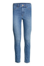 Skinny High Ankle Jeans - Denimblauw - DAMES | H&M NL 4