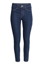 Skinny High Ankle Jeans - Dark denim blue - Ladies | H&M 2