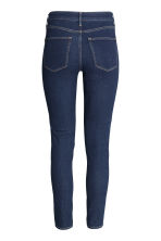 Skinny High Ankle Jeans - Dark denim blue - Ladies | H&M 3