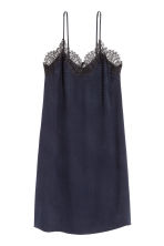 Slip dress - Black - Ladies | H&M CN 2