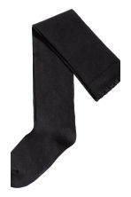 2-pack over-the-knee socks - Black - Ladies | H&M CN 3