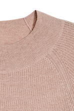 H&M+ Cashmere jumper - Powder beige - Ladies | H&M 3