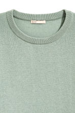 Cashmere jumper - Mint green - Ladies | H&M 3