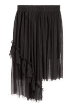Gonna in tulle - Nero - DONNA | H&M IT 2