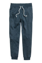 Sweatpants - Dark blue -  | H&M CN 2