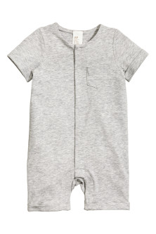 Pima cotton all-in-one pyjamas