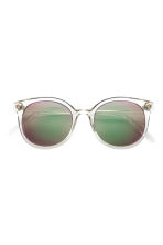 Sunglasses - Transparent/Pink - Ladies | H&M CN 2