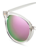 Sunglasses - Transparent/Pink - Ladies | H&M CN 3