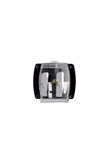 Dual pencil sharpener - Black - Ladies | H&M CA 1