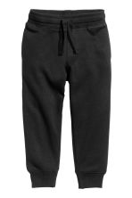 Pantaloni in felpa - Nero -  | H&M IT 2