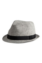 Hat - Grey marl - Men | H&M 1