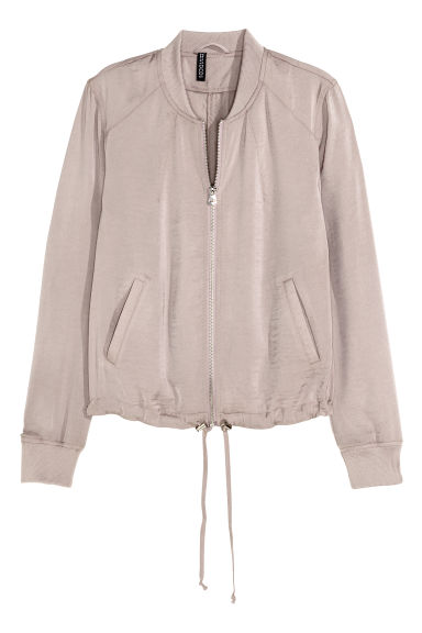 Bomber jacket - Light mole -  | H&M CN 1